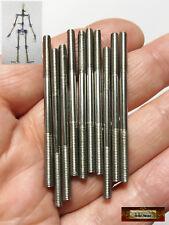 M00486 MOREZMORE HPA 10pcs M3 50 mm All Thread Rod Threaded M3*50 M3x50