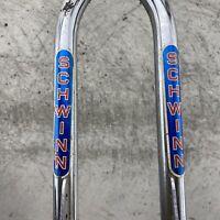 """Schwinn Scrambler Fork Old School BMX 1981 Chicago Vintage Forks 20"""""""