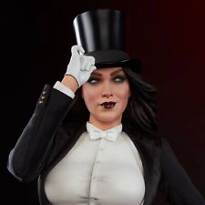 ZATANNA~MISTRESS OF MAGIC~PREMIUM FORMAT FIGURE~LE 1000~DC COMICS / SIDESHOW~MIB