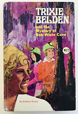 TRIXIE BELDEN and the Mystery at Bob-White Cave #11 Whitman Hardcover