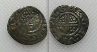 Collectable 1216-1272 King Henry III Short Cross Penny - Class 7 - London Mint