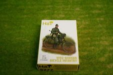 WWII German Bicycle INFANTRY 1/72 scale Hat 8277