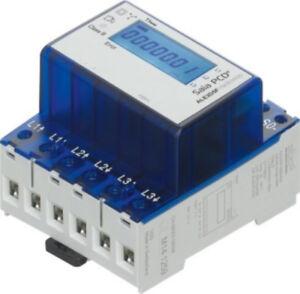 Saia Burgess ALE 3 Drehstromzähler mit LC Display ALE3D5F10 Stromzähler 3-Phasen