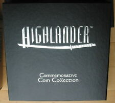 1997 USA Silver 10 oz - Highlander - Commemorative Coin Collection - 5-Coin Set
