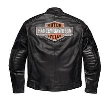 Harley-Davidson Legend Leder Jacke Gr. M Herren Motorrad Lederjacke
