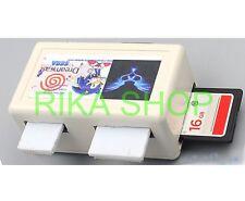 SEGA DreamCast DC SD Card Adapter 3 in 1 VGA AV Audio Output Converter Bundled