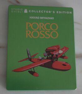 PORCO ROSSO - Steelbook (Studio Ghibli)