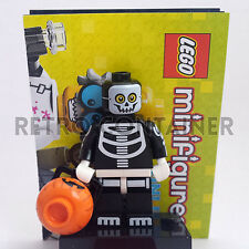 LEGO Minifigures - Skeleton Guy - col221 - Collectibles Omino Minifig Series 14
