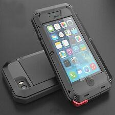 Waterproof Shockproof Aluminum Gorilla Metal Cover Case for iPhone 5 5s 6 6S 7 8
