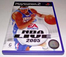 NBA Live 2005 PS2 PAL *Complete*