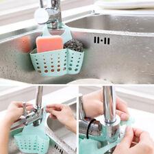 Küchenspüle Schwamm Halter Badezimmer hängen Sieb Organizer Rack Gut—QY