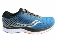 NEW SAUCONY MENS GUIDE 13 COMFORTABLE ATHLETIC RUNNING SHOES