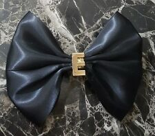 letter hairbow