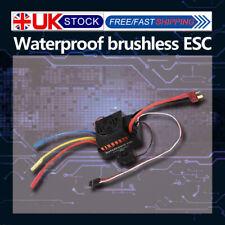 60A Brushless Motor Brushless Speed Controller Sensorless ESC Waterproof UK