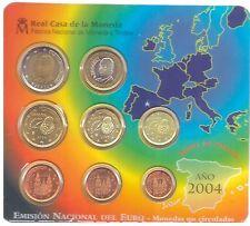 CARTERA DE EUROS FNMT AÑO 2004  ( MB11951 )
