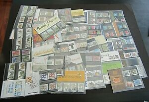 GREAT BRITAIN - FINE COLLECTION OF 40 x EARLIER PRESENTATION PACKS - 1974/81