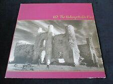 U2 THE UNFORGETTABLE FIRE LP ISLAND V25 1984 EX
