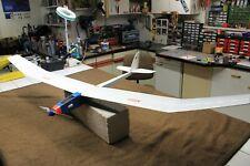 UFO Segler Segelflieger Graupner Motor Dachbodenfund Bastler Multiplex Robbe ?