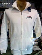 Sudadera de hombre Baci & Abbracci de algodón con el logotipo bordado e