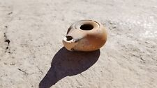 Ancient Greek Terracotta OIL LAMP, 6th - 4th Century BC, Restored/Repaired, 81mm