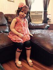 Reborn Toddler Doll w/ American Girl  Doll
