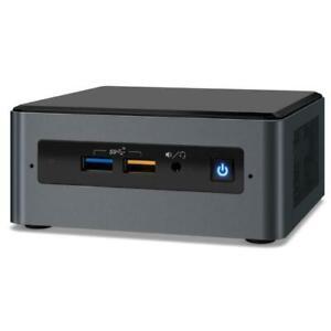 Intel Mini Desktop PC NUC PC System i3-8109U 8GB RAM 240GB SSD WiFi Win10 Home