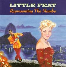 LITTLE FEAT - Representing The Mambo (CD 1990) USA First Edition EXC