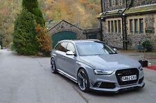 Audi RS4 Full Body Kit for Audi A4 B8 Avant Estate
