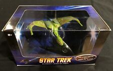 Star Trek Hot Wheels - Klingon Bird-of-Prey Die-cast New In Package 2009