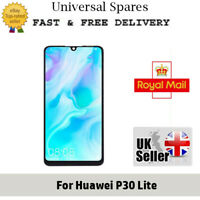 For Huawei P30 Lite  MAR-LX1A LCD Black Display Touch Screen Digitizer
