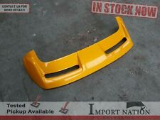 FORD FOCUS LW ST USED REAR SPOILER / WING - YELLOW SC 2011-14 HATCHBACK