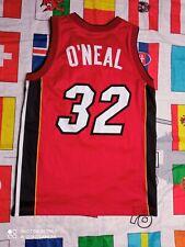 Trikot Miami Heat Superman Shaquile O'neal  Champion Europe jersey NBA Herren S