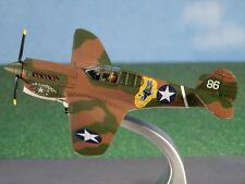 "CORGI P-40E Warhawk ""White 86"" ~Reynolds~WWII Ace 1942~35203"