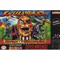 Skuljagger - Original Nintendo SNES Game
