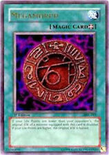 YuGiOh Megamorph - MRL-061 - Ultra Rare - 1st Edition Heavily Played