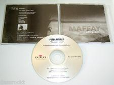 CD - Peter Maffay Glaub an mich - Promo (Laut & Leise 2005)