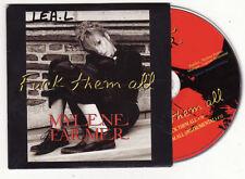 CD SINGLE MYLENE FARMER-FUCK THEM ALL-FRENCH