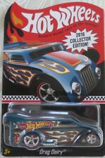 HOT WHEELS  2016  COLLECTOR EDITION  DRAG  DAIRY