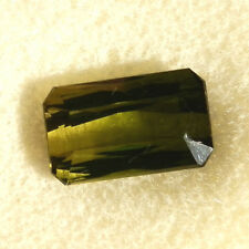 Natural earth-mined green tourmaline gemstone...5 carats