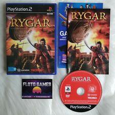 Jeu Rygar pour PS2 Complet CIB PAL - Floto Games