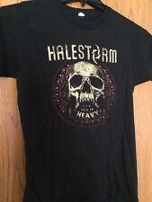 Halestorm.  Black Shirt.  No Tag.
