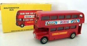 BUDGIE - 236 ROUTEMASTER BUS - LONDON TRANSPORT