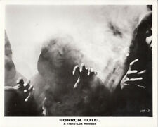 Deadly figures approach in the fog Horror Hotel VINTAGE Photo
