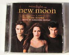THE TWILIGHT SAGA : NEW MOON . ALEXANDER DESPLAT. (BO ,OST) . CD