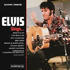 Elvis Sings - CD R8vg The Cheap Fast Post