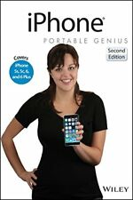 iPhone Portable Genius: Covers iOS 8 on iPhone 6, iPhone 6 Plus, iPhone 5s, and