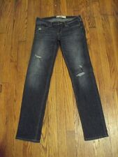 Women's Hollister Destroyed Skinny Leg Jeans 5R