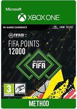 Kostenlose 12000 Fifa Points Methode (Xbox) FIFA 21 Packungen Münzen Spieler (Lesen Beschr.)
