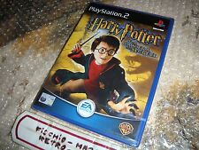 Harry Potter e La Camera Dei Segreti PS2 Pal Edizione Italiana Nuovo Sigillato!