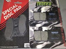 kit pastiglie anteriori + posteriori Suzuki Burgman AN 400 1999 2000